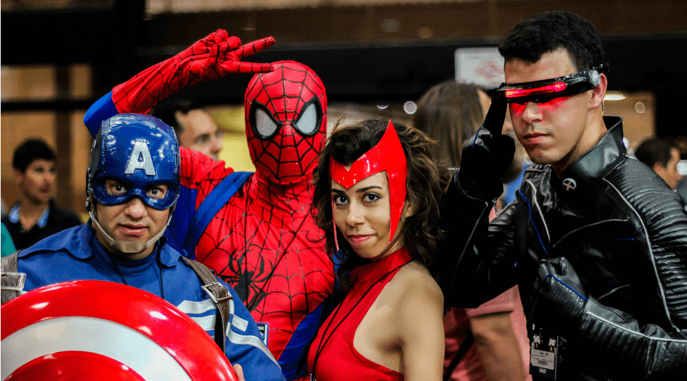 These are all of the celebrities coming to Montreal Comiccon 2017