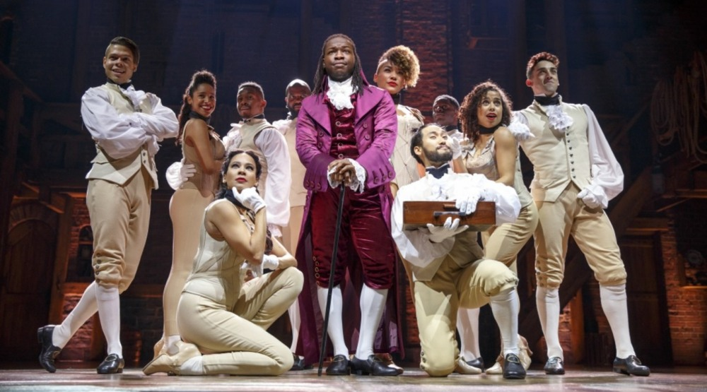 Canadian premiere of Broadway hit Hamilton is coming to Toronto