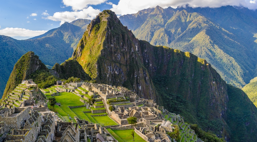 You can fly from Montreal to Peru for $348 return