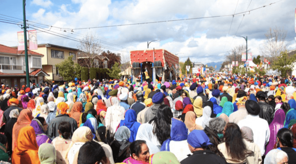 Vancouver Vaisakhi Parade cancelled due to coronavirus pandemic