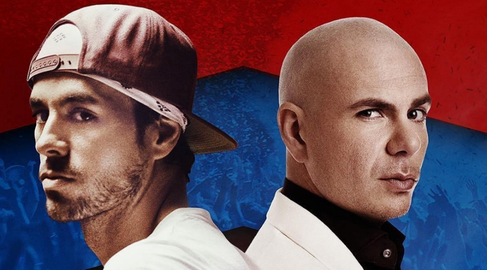 Pitbull and Enrique Iglesias are coming to Montreal this summer