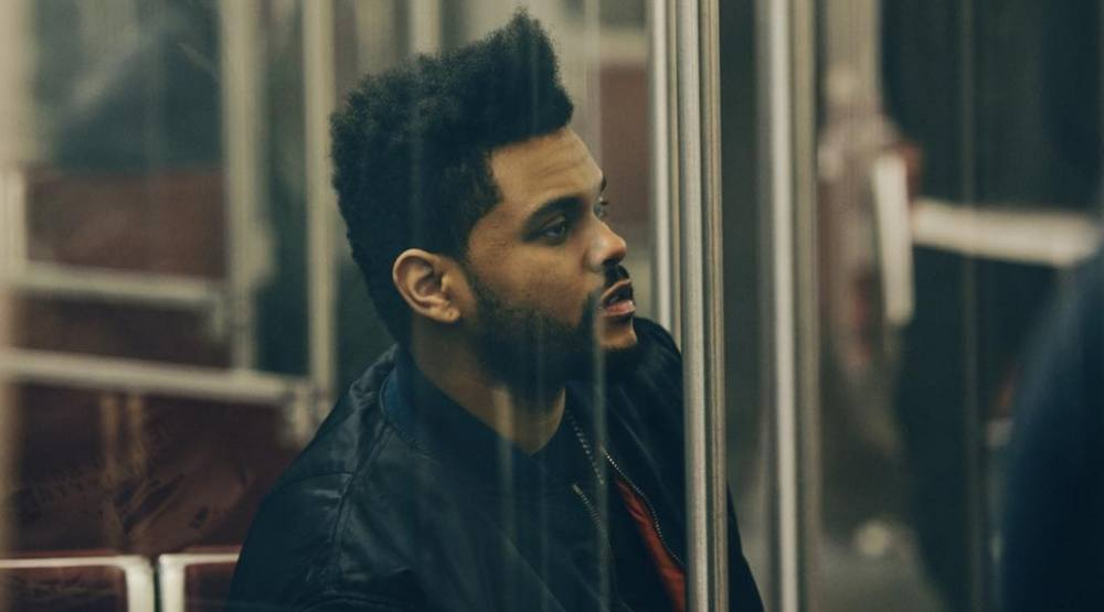 weeknd ttc subway