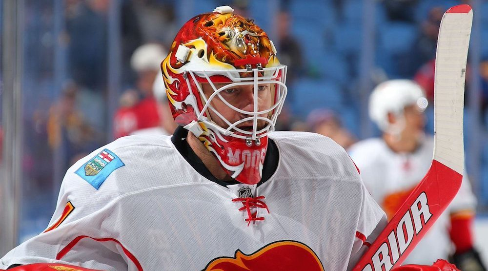 Flames need to make re-signing Brian Elliott a priority