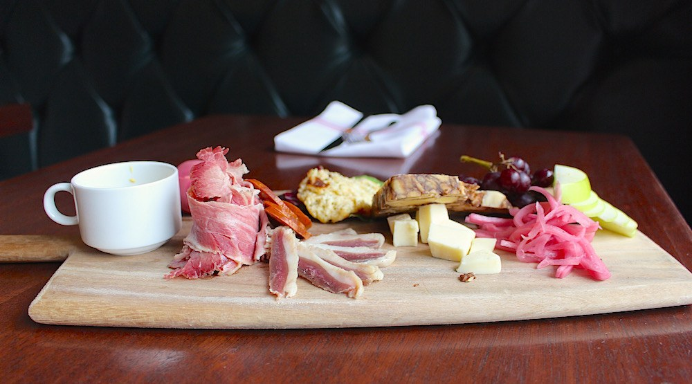 Forkhill house charcuterie