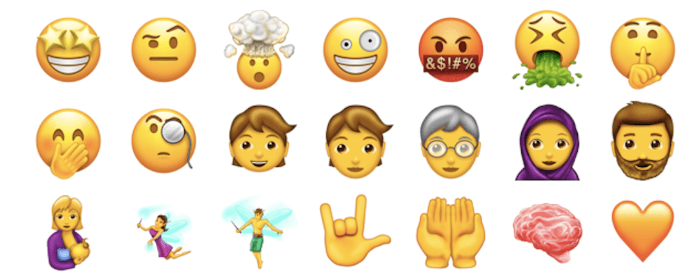 Introducing the hipster emoji you never thought you needed until now