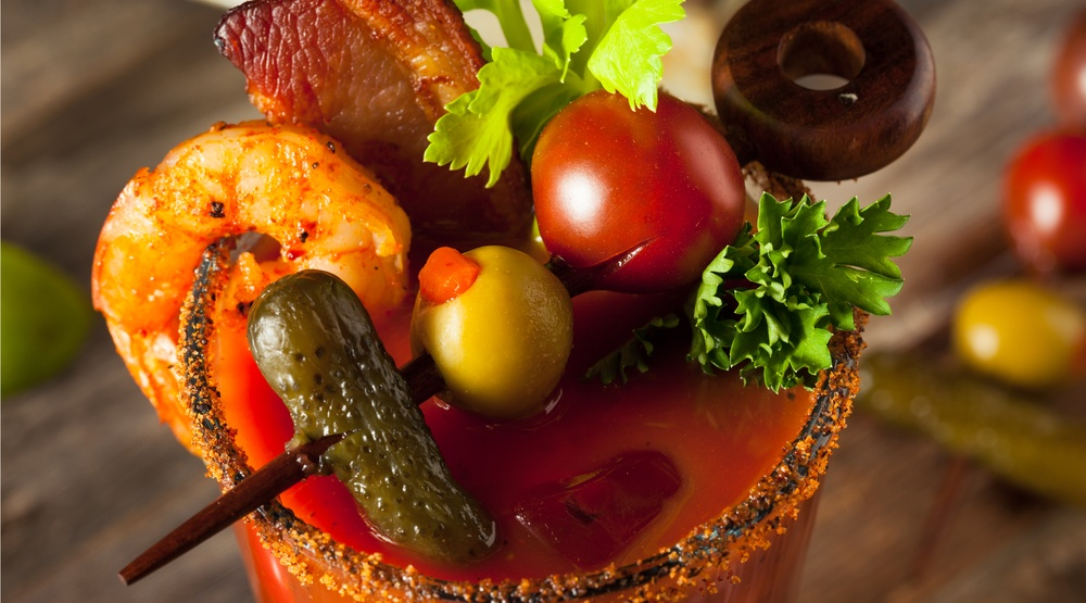 Canada's reigning Caesar mix just got some new competition