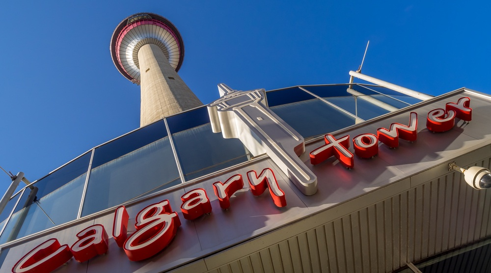 Tower climb time: conquer the Calgary Tower and bank 802 steps this month
