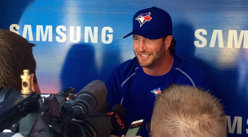Blue Jays say goodbye to Jason Grilli