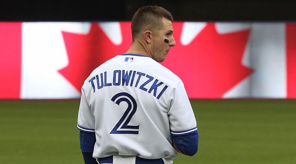Blue Jays release five-time All-Star Troy Tulowitzki