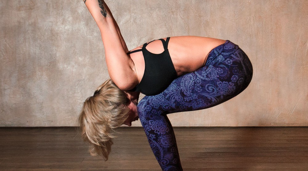 Sign up for free yoga at New Balance Vancouver's pop-up studio
