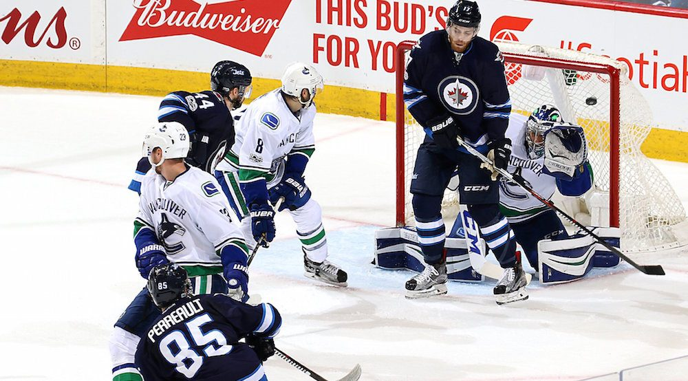 SixPack: Horvat hits 50 points, Canucks lose to Jets