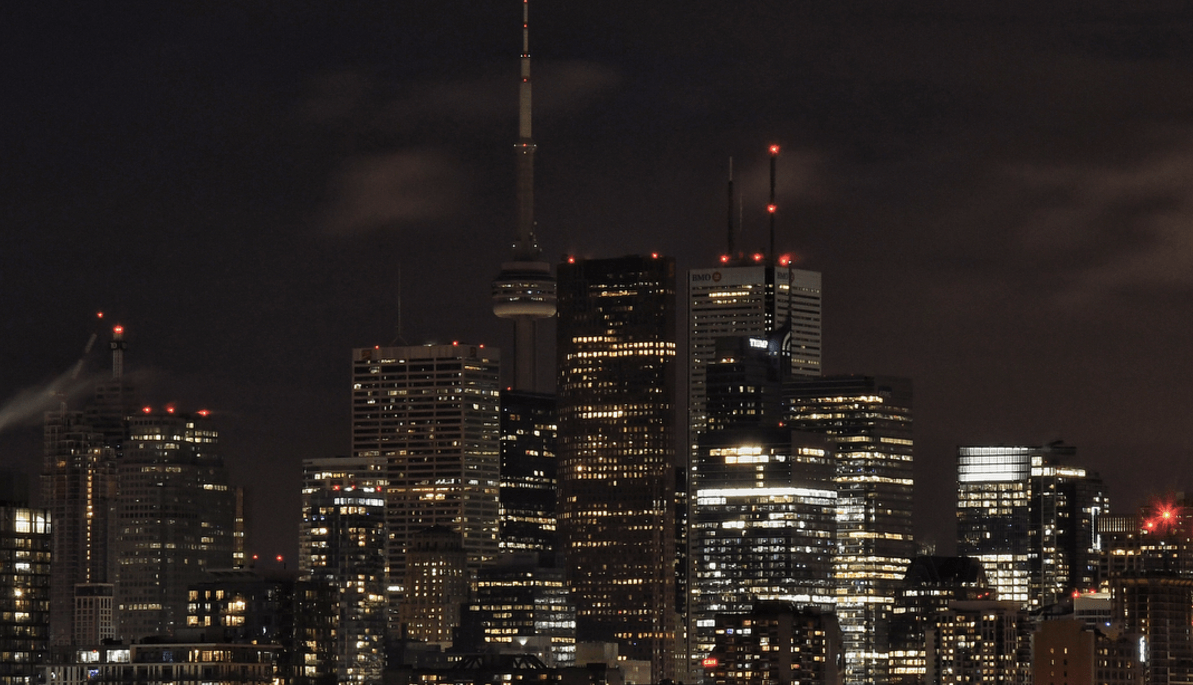 Toronto dropped its electricity use by 2.8% during Earth Hour this year