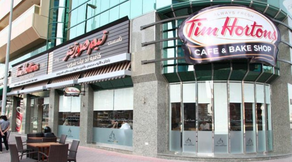 Tim Hortons is one of Dubai's best-rated cafes and the reviews are hilarious