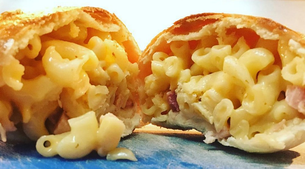 Mac and cheese pizza pockets are coming to Montreal