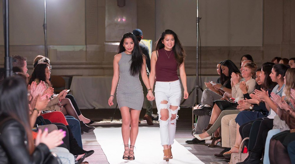 Sfu fashion week1