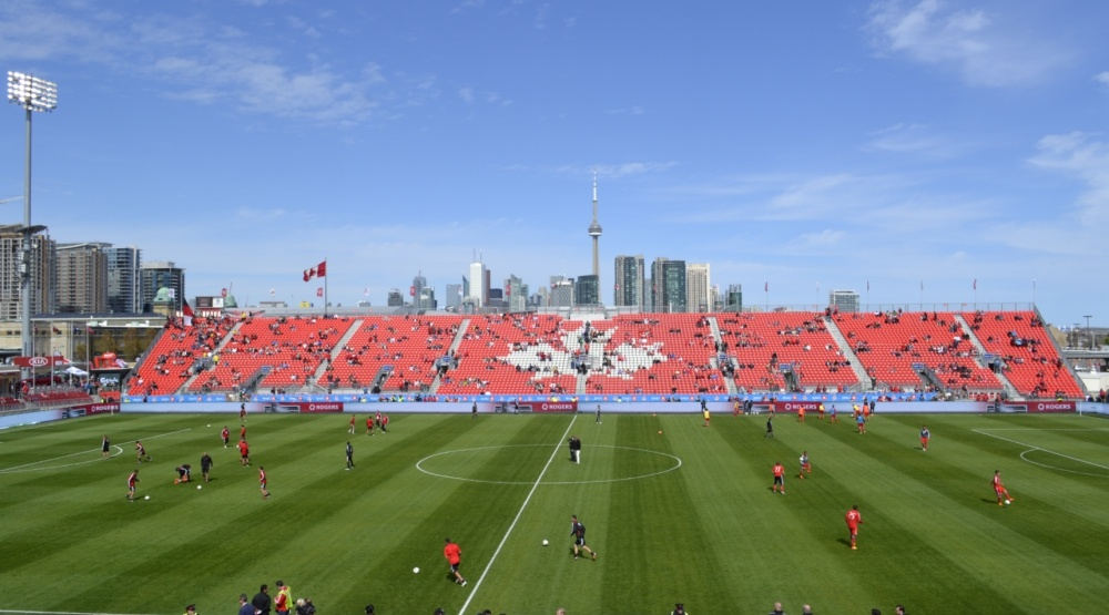 BMO Field just upped their game when it comes to concessions (PHOTOS)