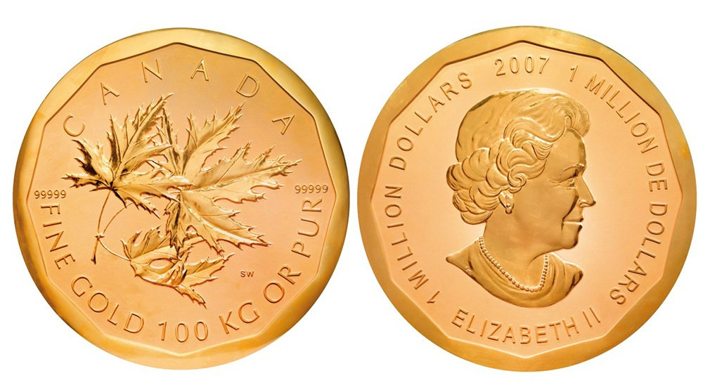 'Big Maple Leaf' $1-million coin stolen from Berlin museum