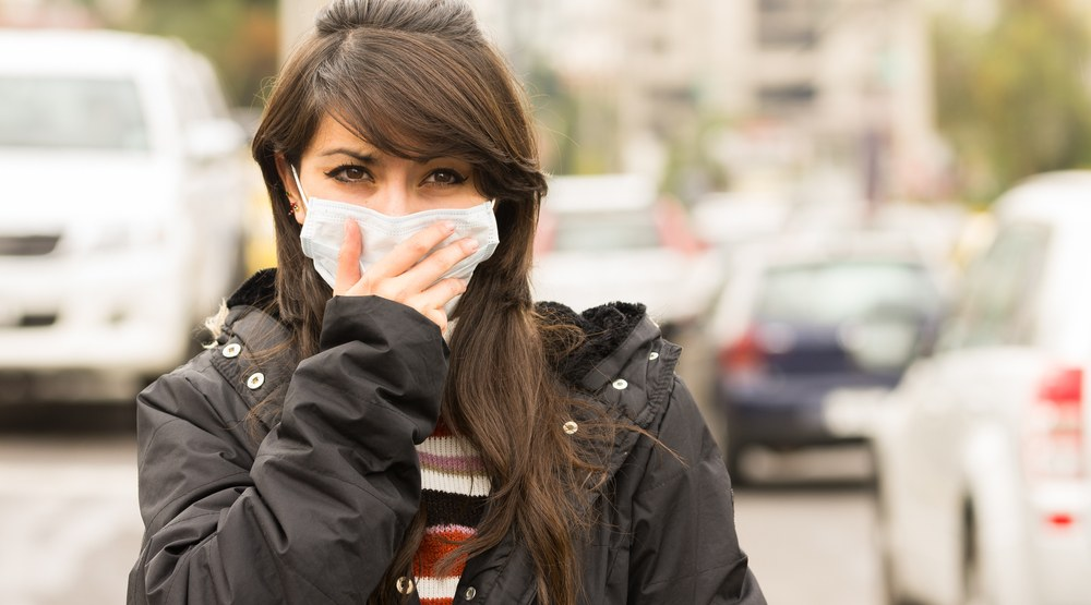 Here's why people wear surgical masks in Vancouver