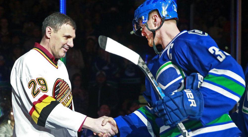 Hockey enforcer movie to raise money for Gino Odjick Foundation