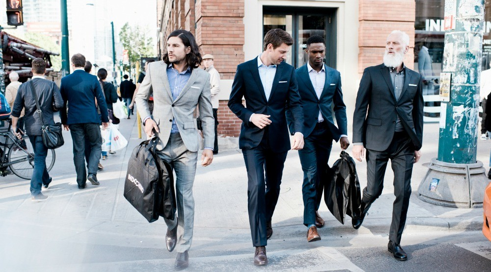 INDOCHINO Chinook Grand Opening: Win a custom suit (CONTEST)