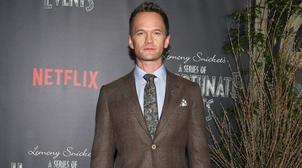 "Actor Neil Patrick Harris attends the premiere of NETFLIX's Lemony Snicket's ""A Series of Unfortunate Events"" at AMC Loews Lincoln 13 Theater on January 11, 2017 in New York City."