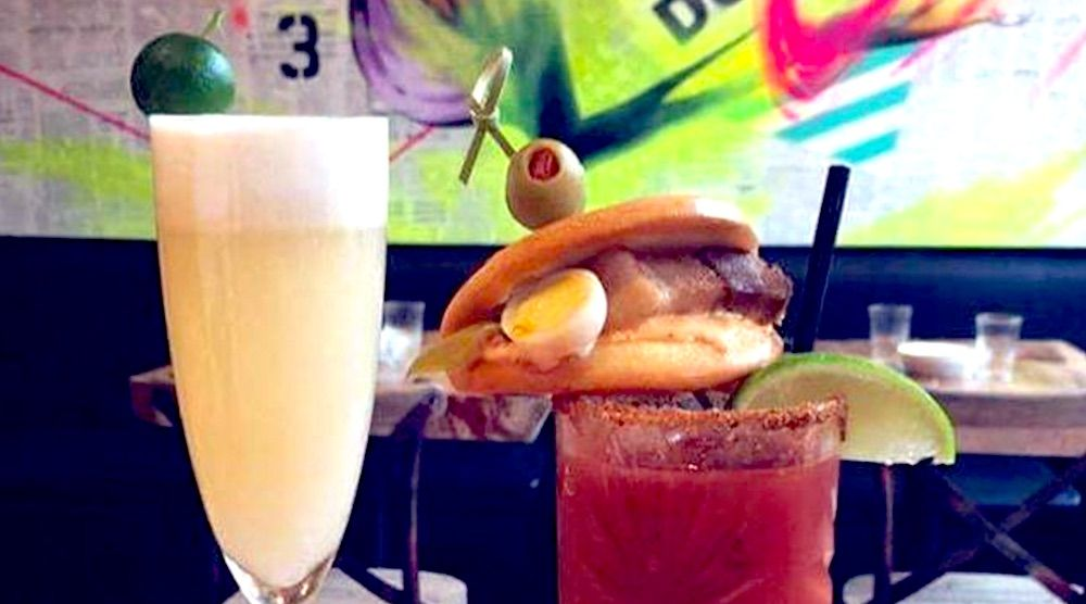 Put a bao on it: This Caesar creation takes brunching to a new level
