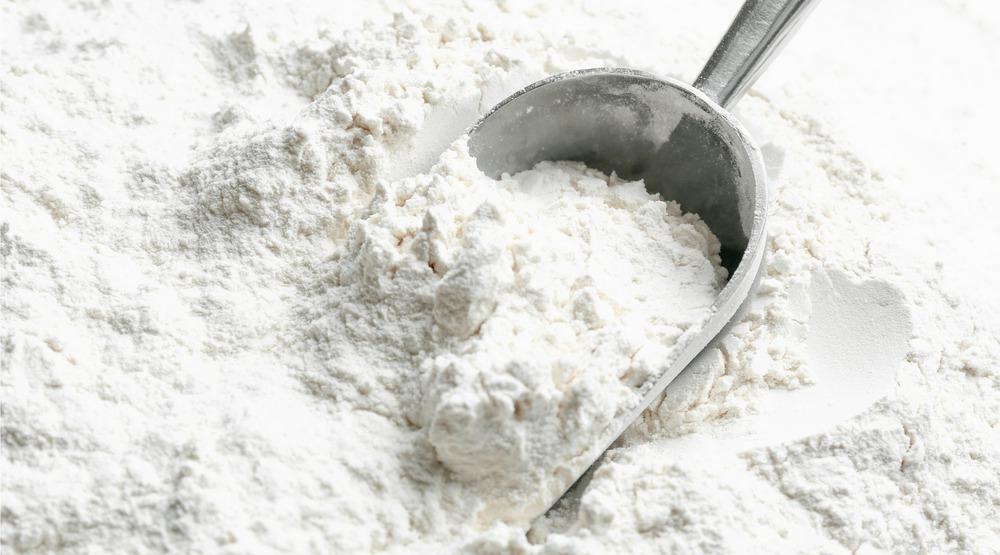 Flour scoop