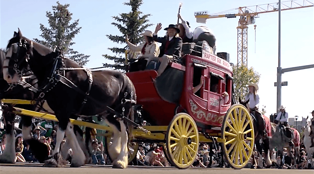 Calgary Stampede parade day changes: route reversal and free admission before 1:30pm