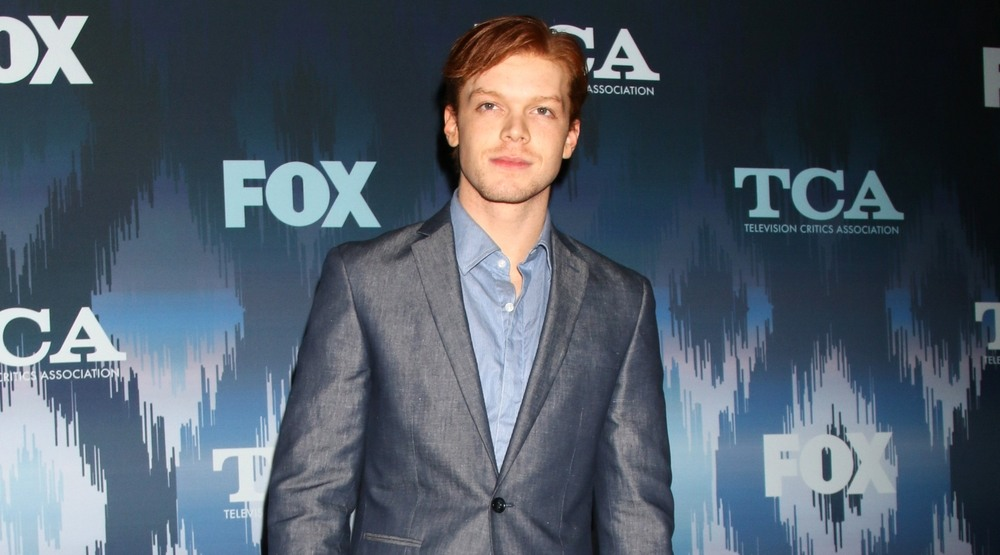 Cameron Monaghan at the FOX TV TCA Winter 2017 All-Star Party at Langham Hotel on January 11, 2017 in Pasadena, CA