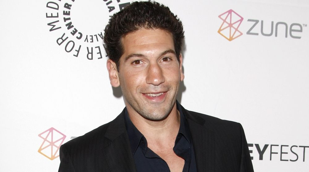 Jon Bernthal arrives at the The Walking Dead PaleyFest2011 Event at Saban Theater on March 4, 2011 in Los Angeles, CA