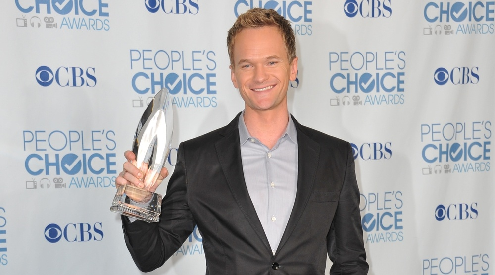 Neil Patrick Harris at the 2011 Peoples' Choice Awards at the Nokia Theatre L.A. Live in downtown Los Angeles. January 5, 2011 Los Angeles, CA