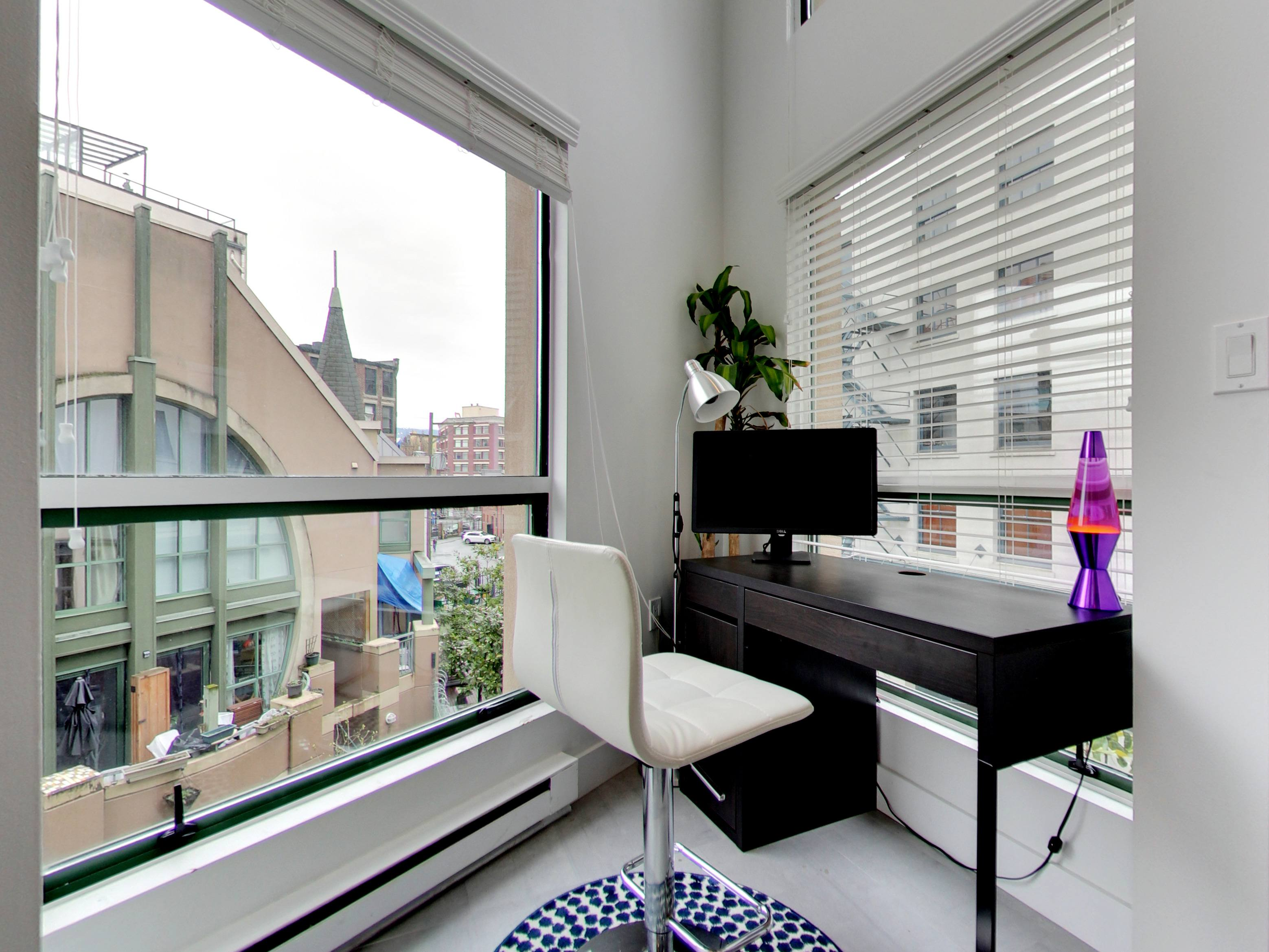 Wide windows allow for a great view (Jamie Henry)