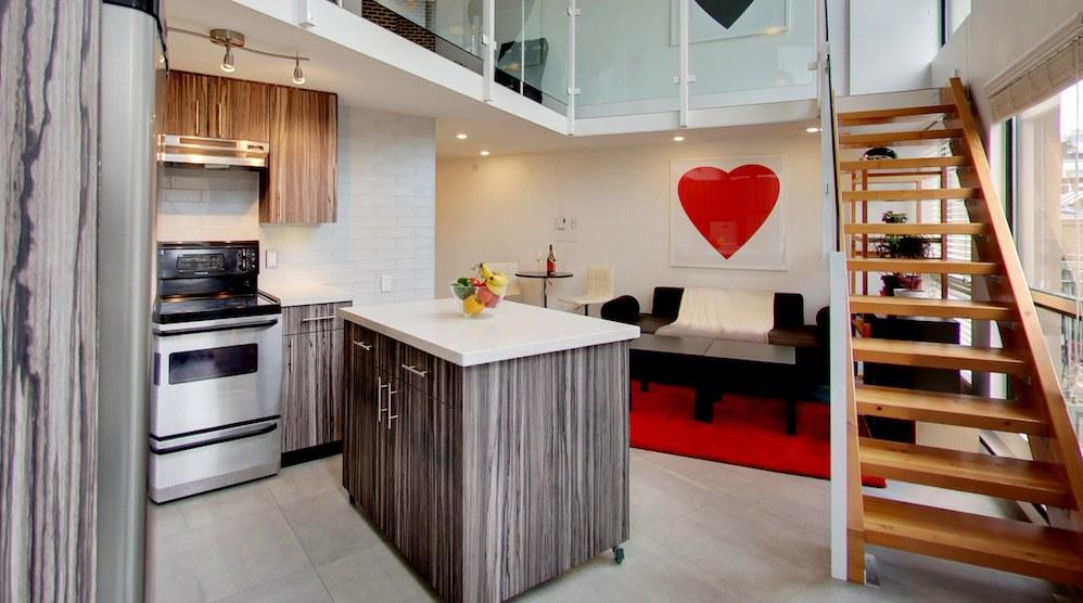 Open House: A modern loft in the heart of Gastown