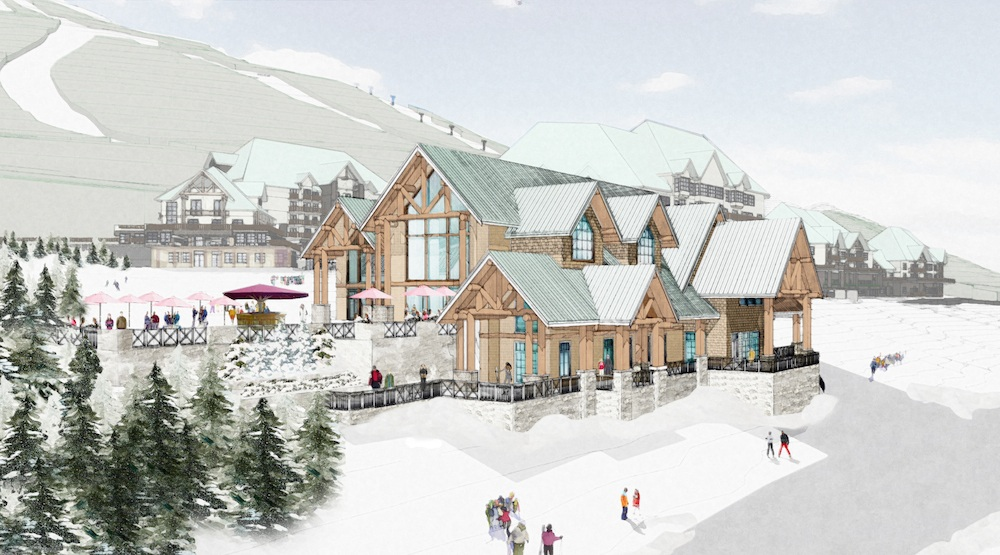 New all-season ski resort with North America's largest drop approved for BC