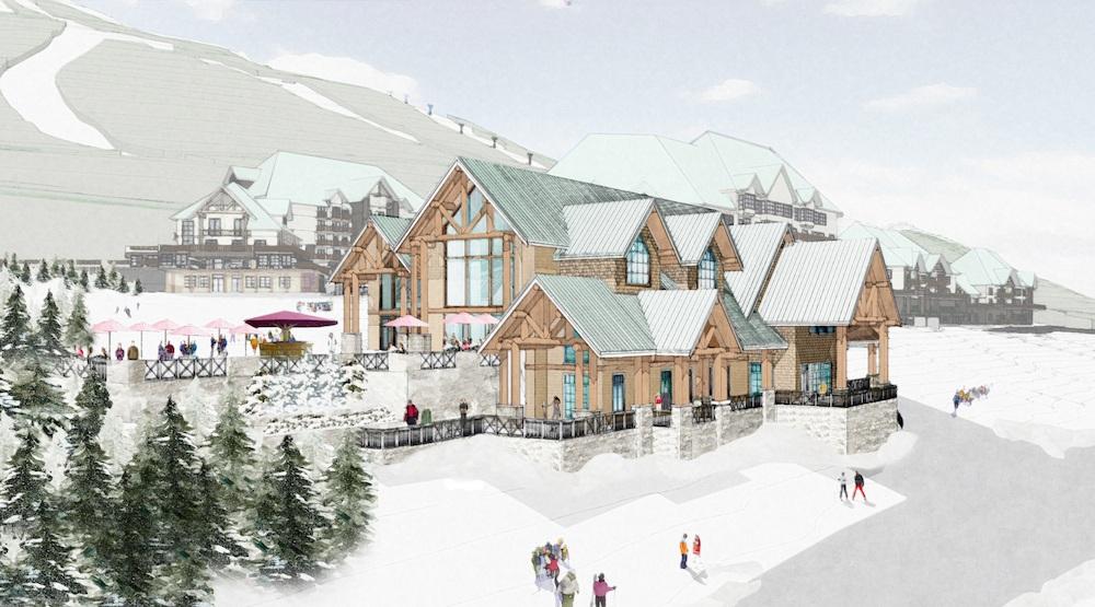 Valemount ski resort bc f