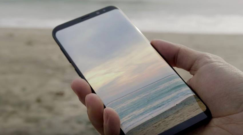 Samsung unveils new Galaxy S8 and S8+ (PHOTOS)