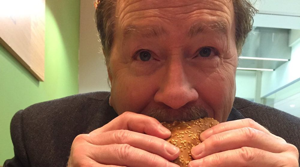 10 ridiculously awesome photos of John Garrett proves he's the real Burger King (PHOTOS)
