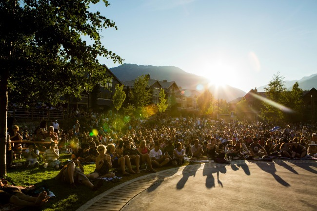 Official lineup announced for Whistler Presents summer concert series