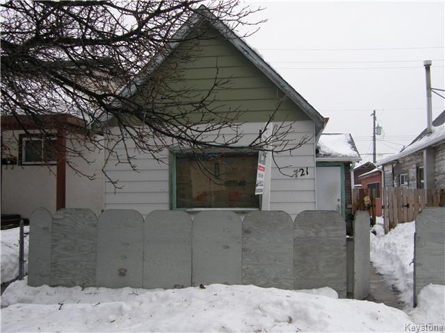 721 Aberdeen Avenue, Winnipeg, MB (Harold Jeske/Sutton Group)