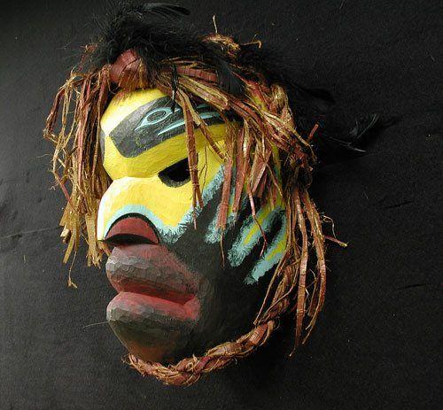 """Ghost Mask"" (Beau Dick/Justart.ca)"