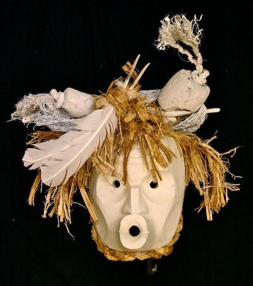 """Pookmis Mask"" (Beau Dick/justart.ca)"