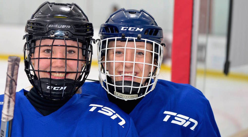 Smile zone hockey tournament