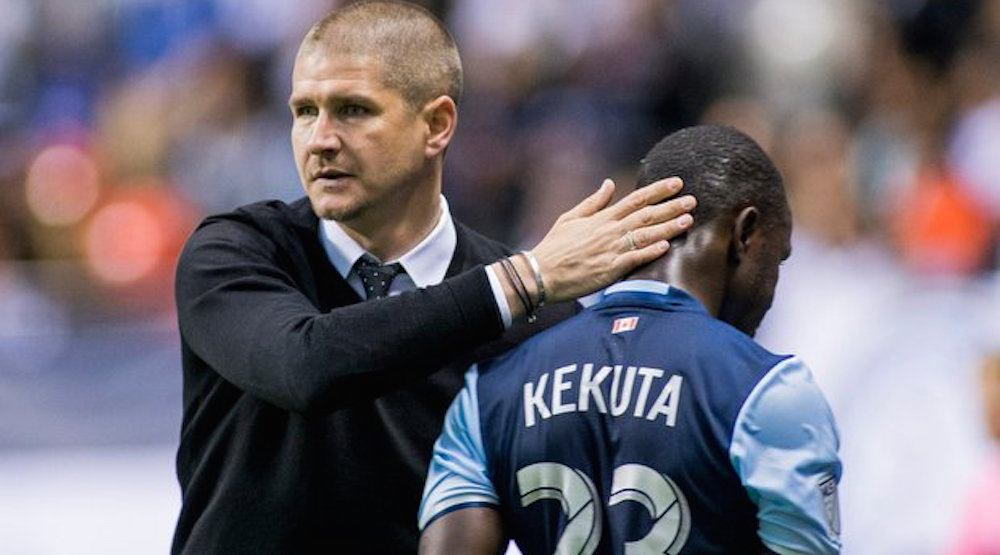 Whitecaps trade Kekuta Manneh to Columbus for Tony Tchani