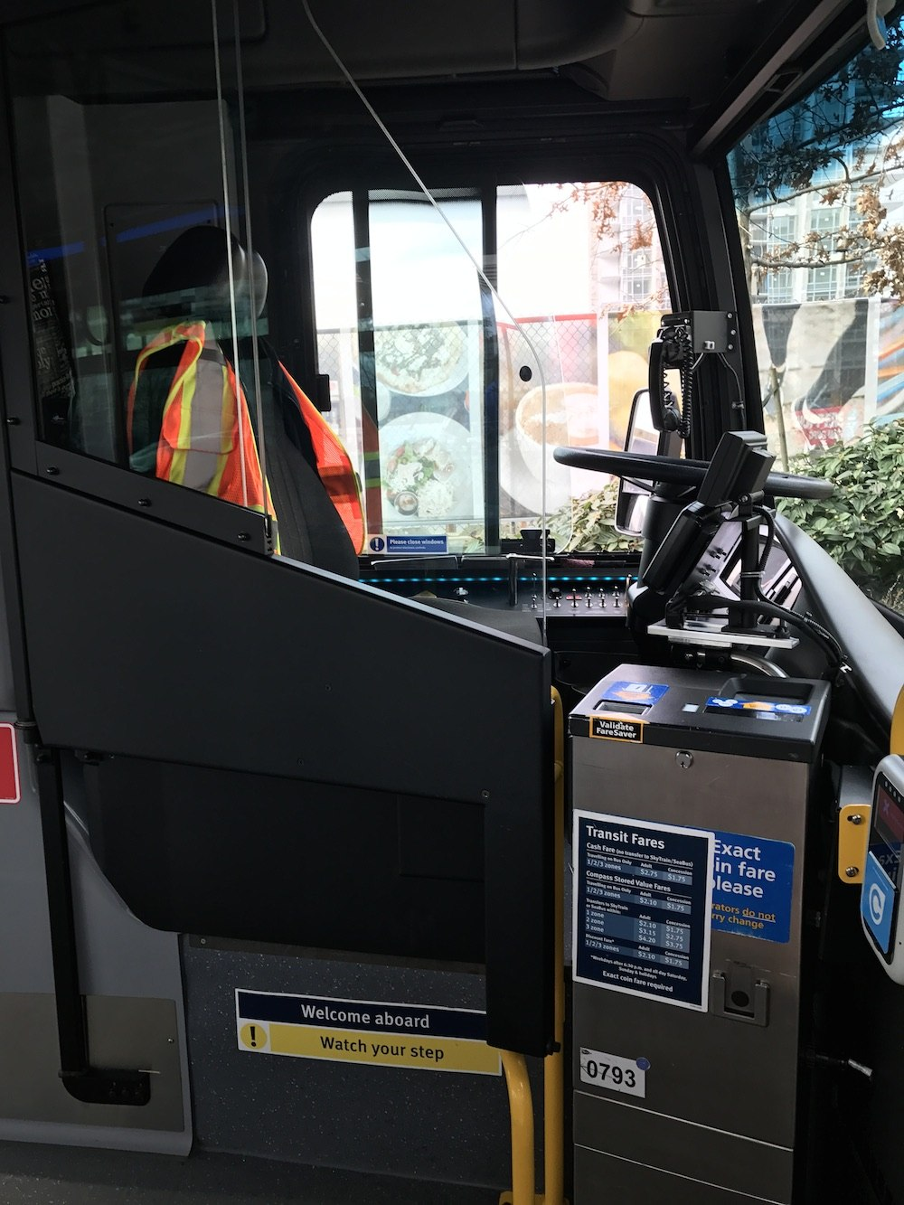 Bus Driver Safety Barriers Coming To Translink Buses To
