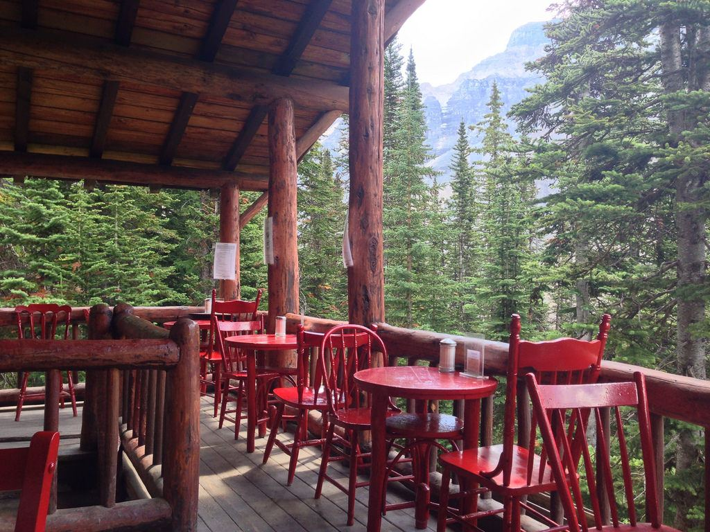 Where to find another kind of afternoon tea in Banff and K Country