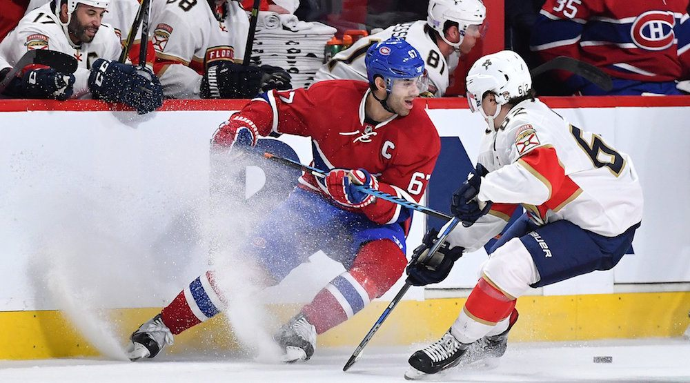 Canadiens clinch playoff spot with win over Panthers