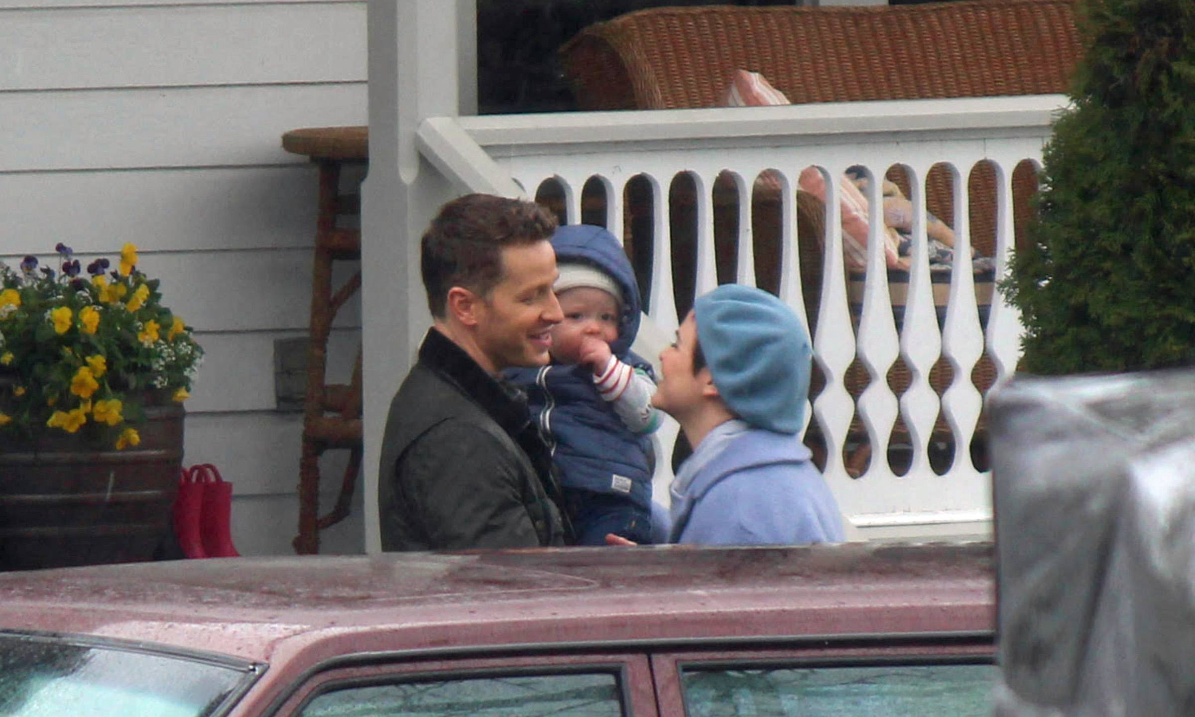 'Once Upon A Time' films in Steveston for possibly the last time ever (PHOTOS)