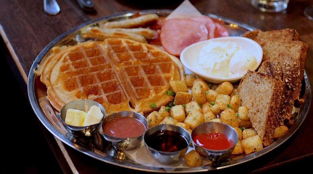 Stregis big breakfast