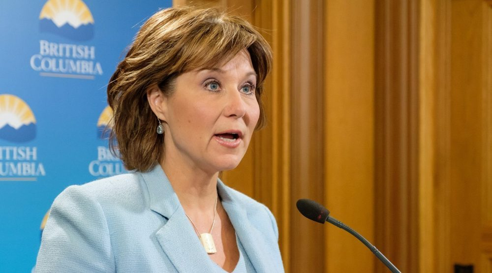 Is a BC Liberal leadership race in the near future?