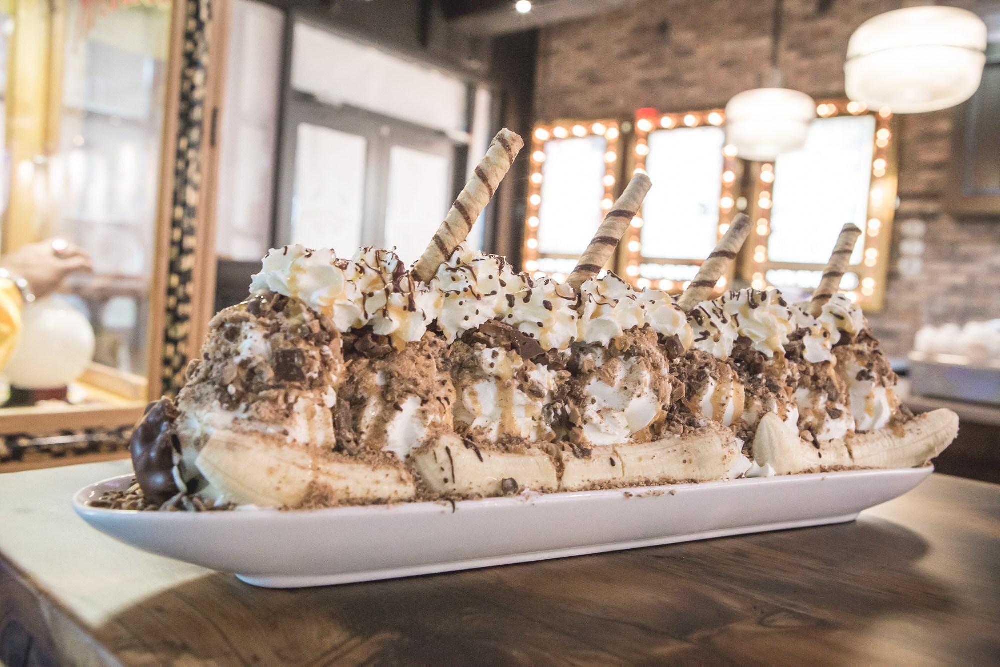 Inside Hollywood Cone: Toronto's mutant milkshake maker